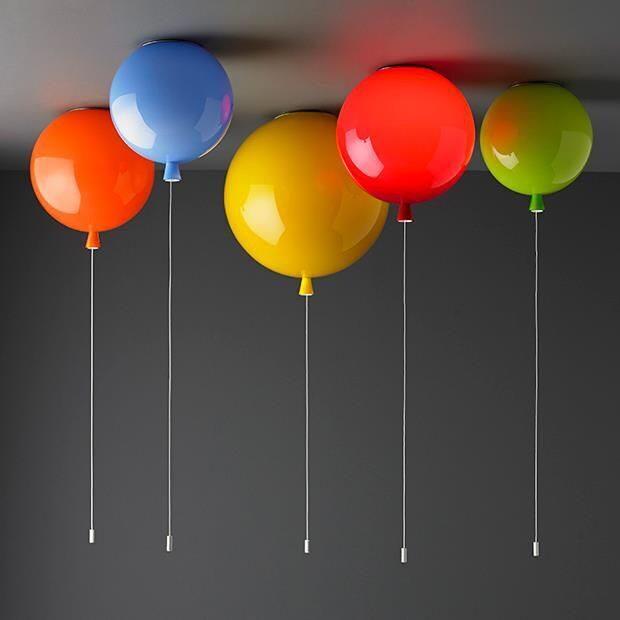 Люстра  воздушный шар