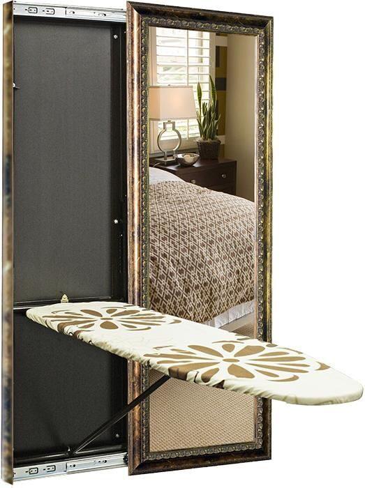 Картинки по запросу картинки гладильной доски встроенной в зеркало