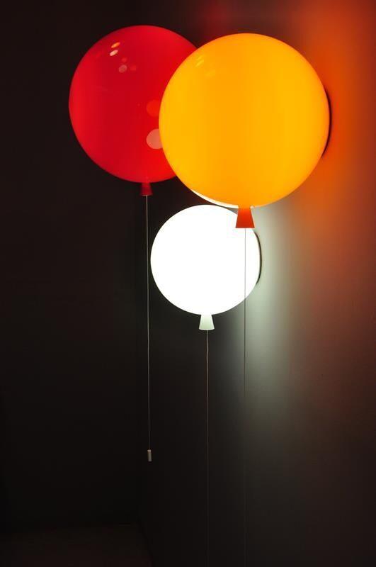 люстра в виде воздушных шариков ревизии