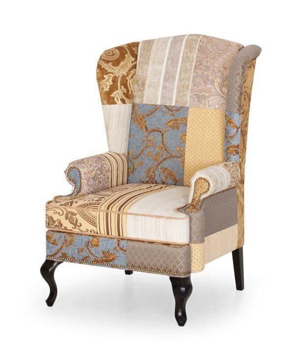 Кресла с высокой спинкой своими руками